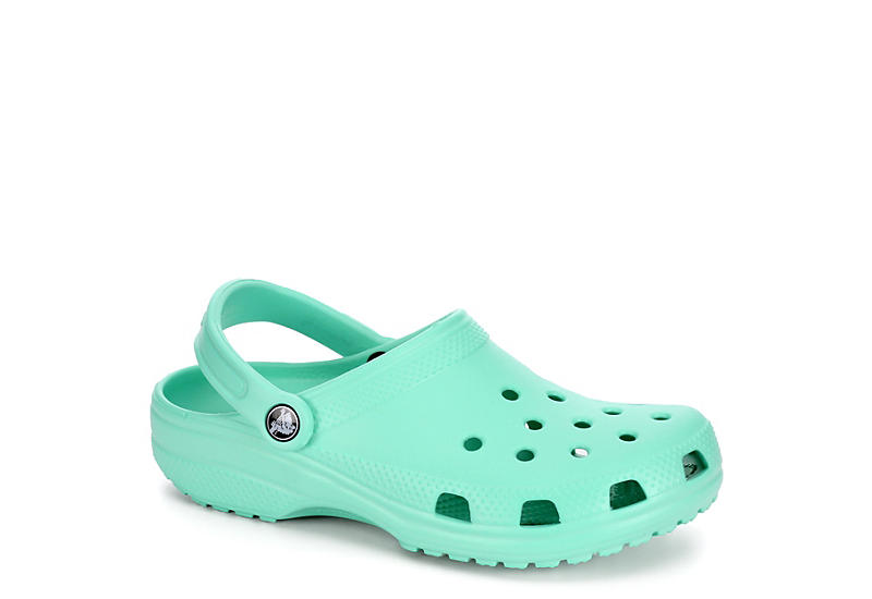 Classic Clog Crocs Crocs Mint Womens Mint Womens zSVUMp