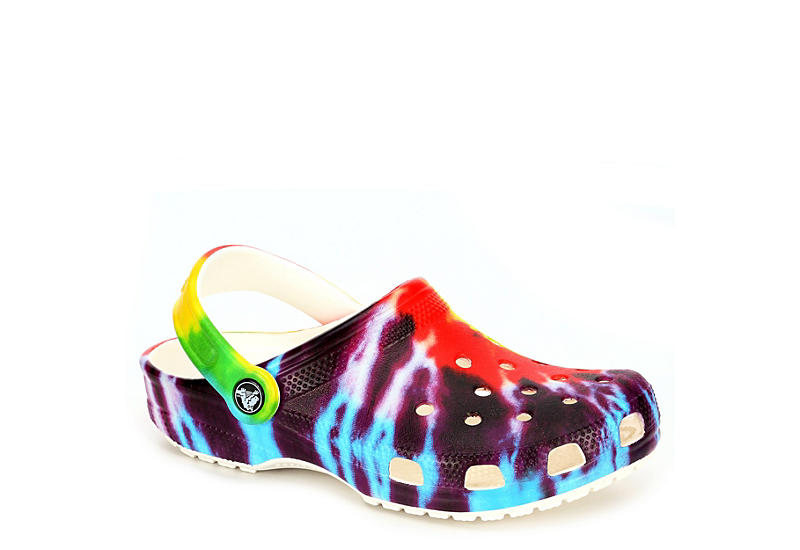 f014500d555a Crocs Womens Classic Clog - Multicolor