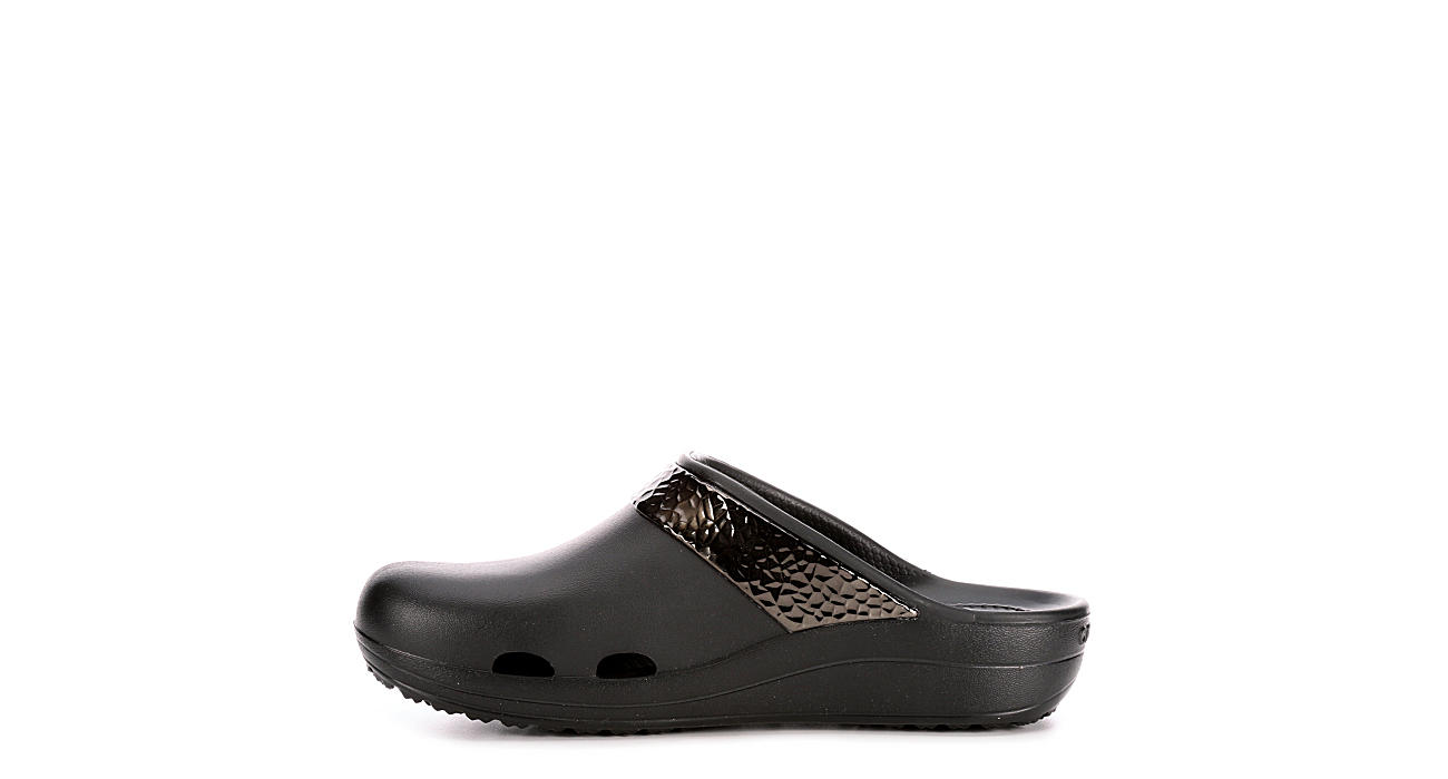 CROCS Womens Sloan Clog - BLACK