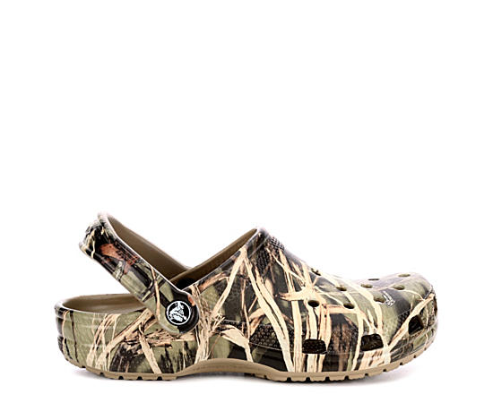 Womens Classic Realtree Clog