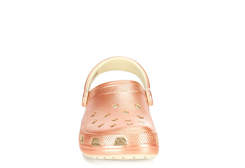 CROCS Womens Classic Clog - ROSE GOLD