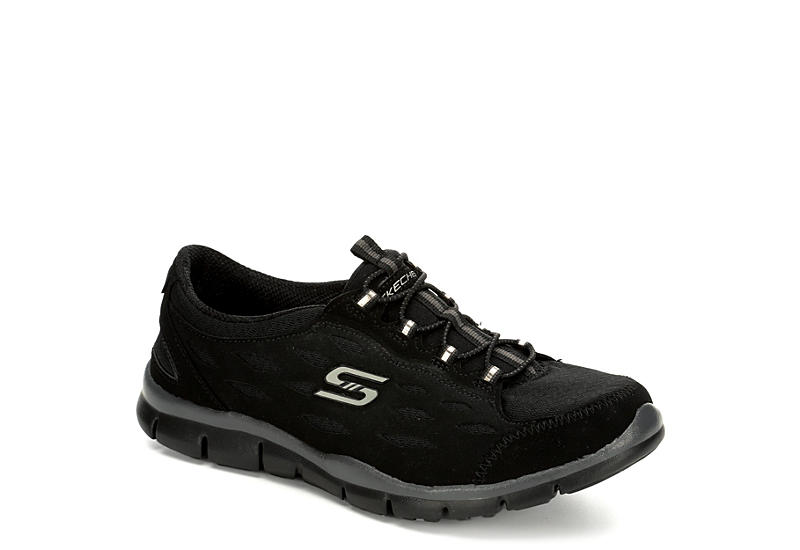 skechers sport black