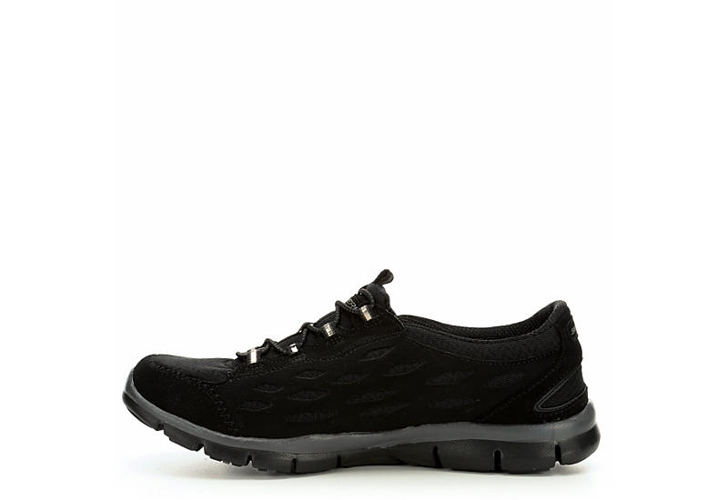 Skechers Sport-Active Womens Gratis Full Circle - BLACK