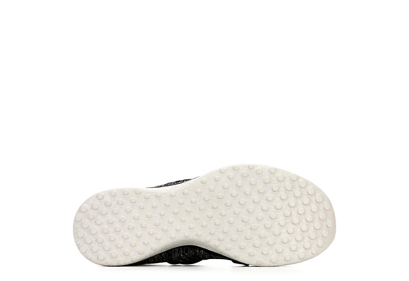 Skechers Sport active Womens Microburst Knot Concerned Grey
