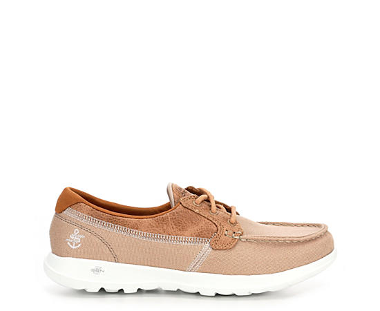 Womens Go Walk Lite Boat Shoe