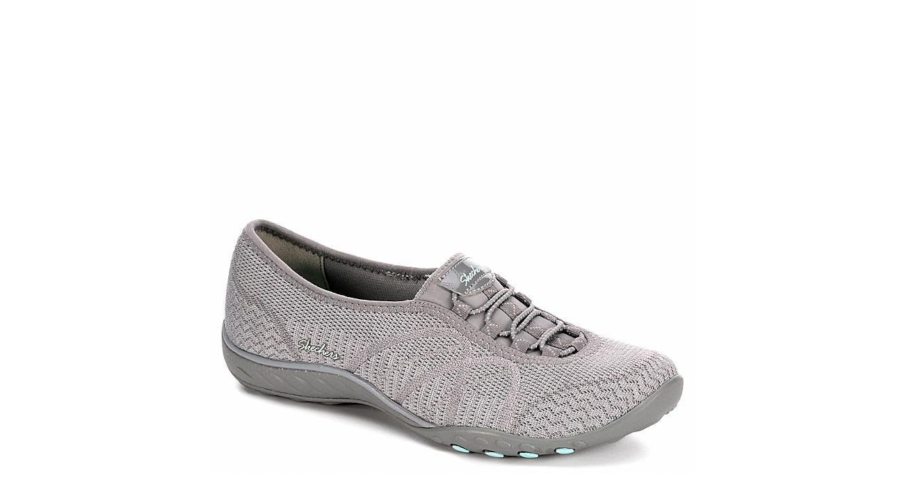 SKECHERS Womens Breathe Easy Sweet Jam - GREY