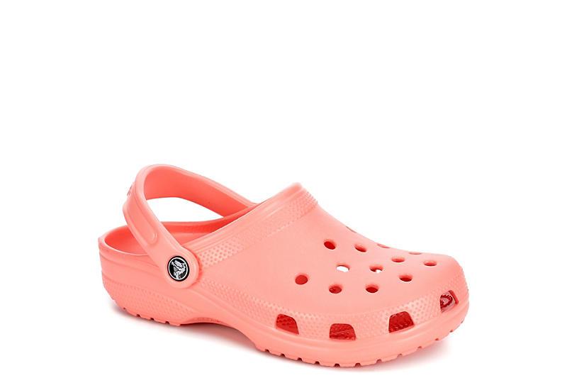 993d923496dd9 Crocs Womens Classic Clog - Coral