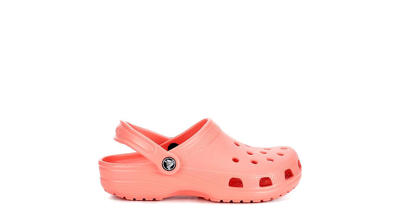 1e19f1571dc7 Crocs Womens Classic Clog - Coral