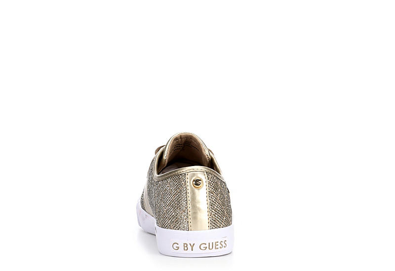 G BY GUESS Womens Backer - GOLD