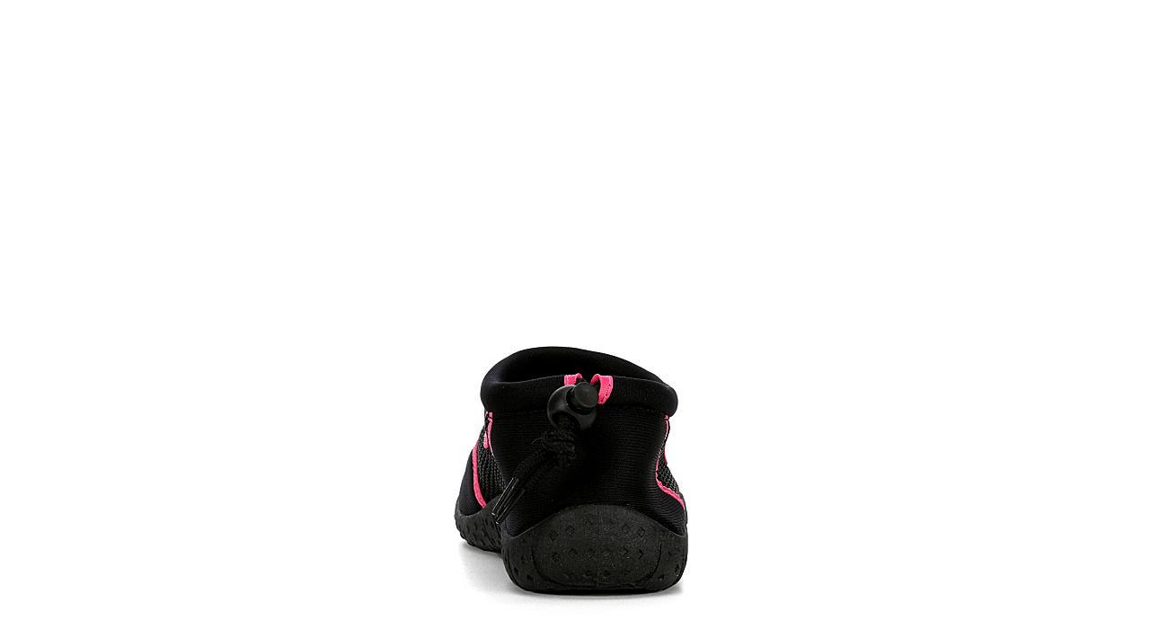BLUEFIN Womens Tsunami Aqua Sock Sandal - BLACK