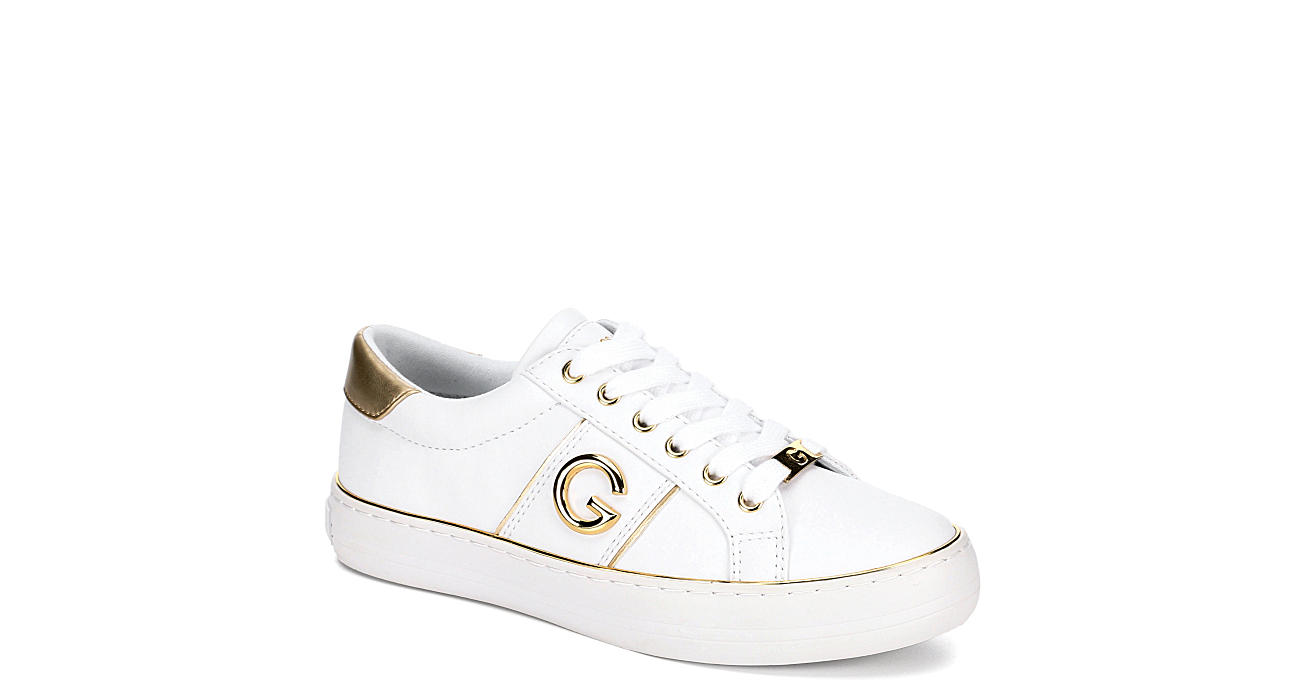 G BY GUESS Womens Grandyy - WHITE