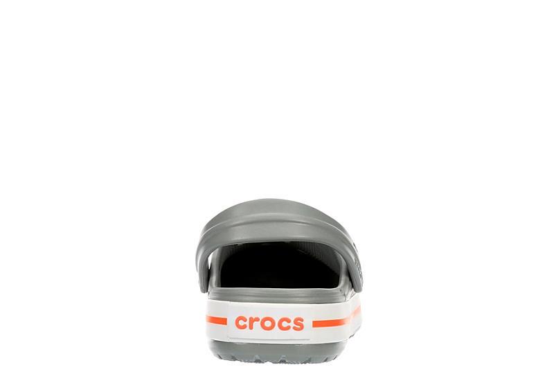 CROCS Womens Classic Crocband Clog - GREY