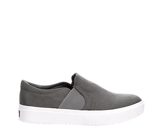 Womens Wander Up Slip On Sneaker