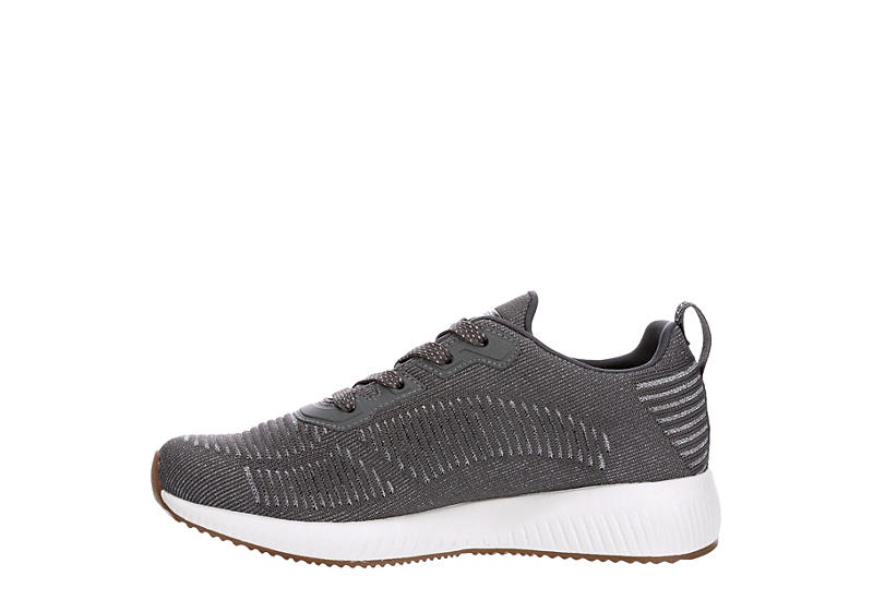 SKECHERS BOBS Womens Squad Glam League - GREY