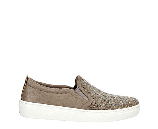Womens High Key Slip On Sneaker
