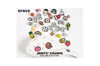 CROCS Womens Classic Lined Clog - MULTICOLOR
