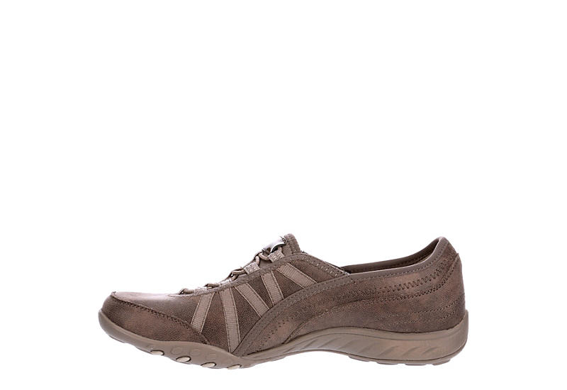 SKECHERS Womens Breathe-easy Adoring - TAUPE