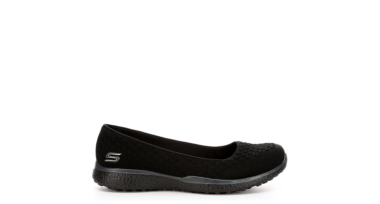 Skechers Sport-Active Womens Microburst One Up - BLACK