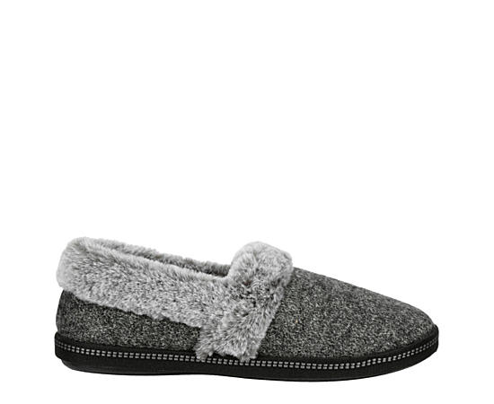 Womens Cozy Campfire Wakey Wakey Slipper