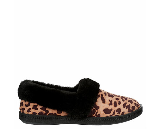Womens Cozy Campfire Purrr Slipper