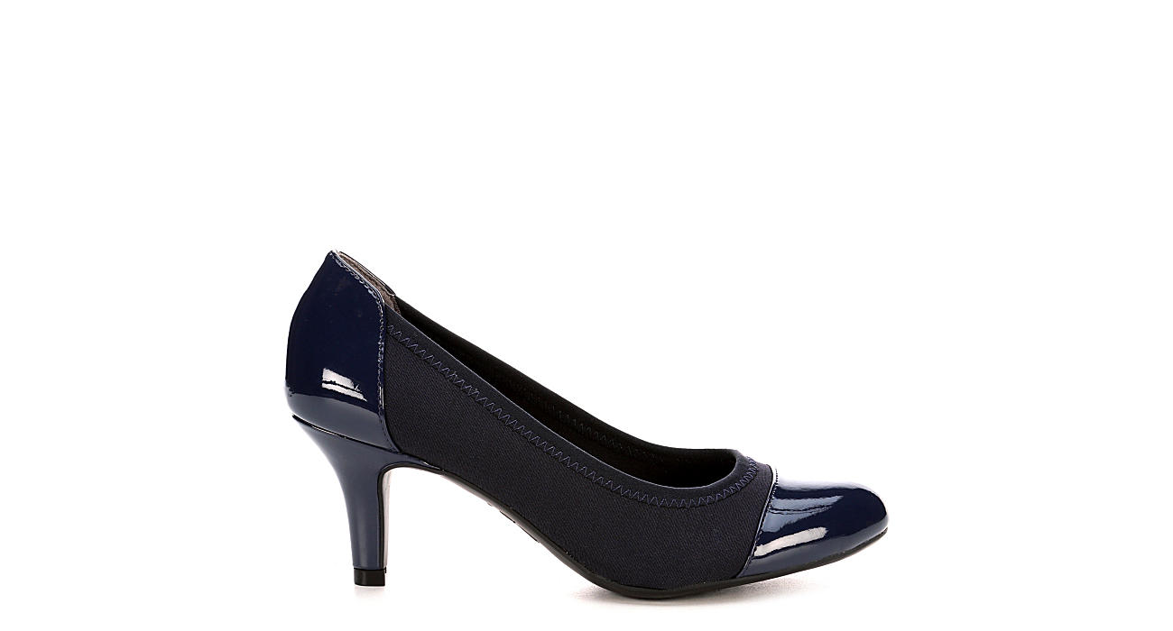 LIFESTRIDE Womens Parigi Stretch - NAVY