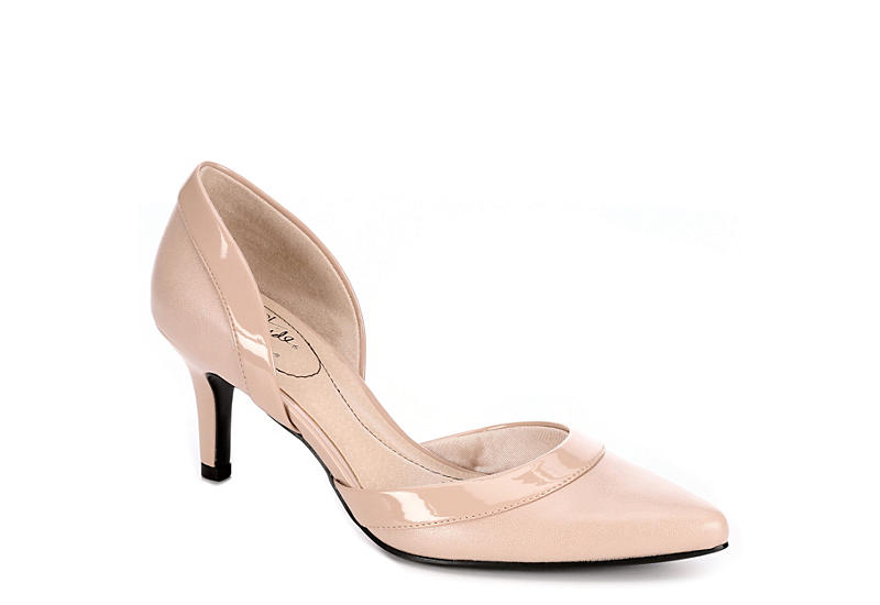 24c08777ce Nude Lifestride Womens Saldana | Pumps | Rack Room Shoes