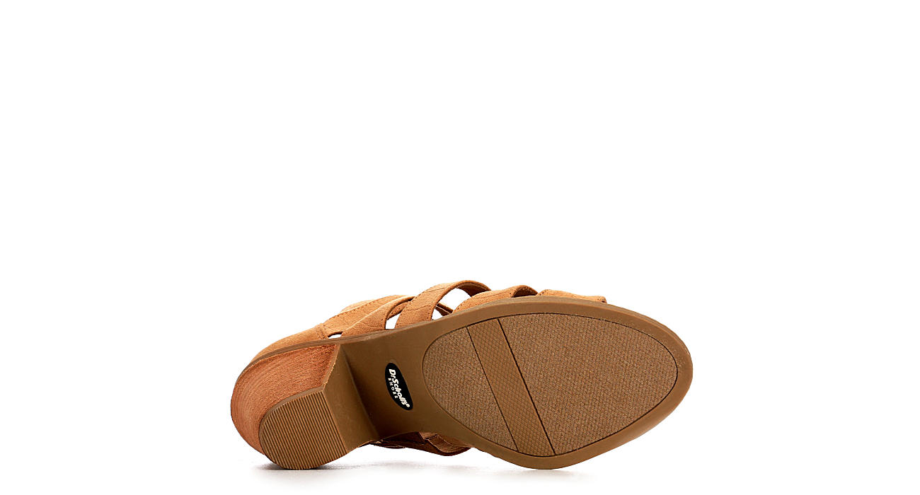 DR. SCHOLL'S Womens Chaser - TAN