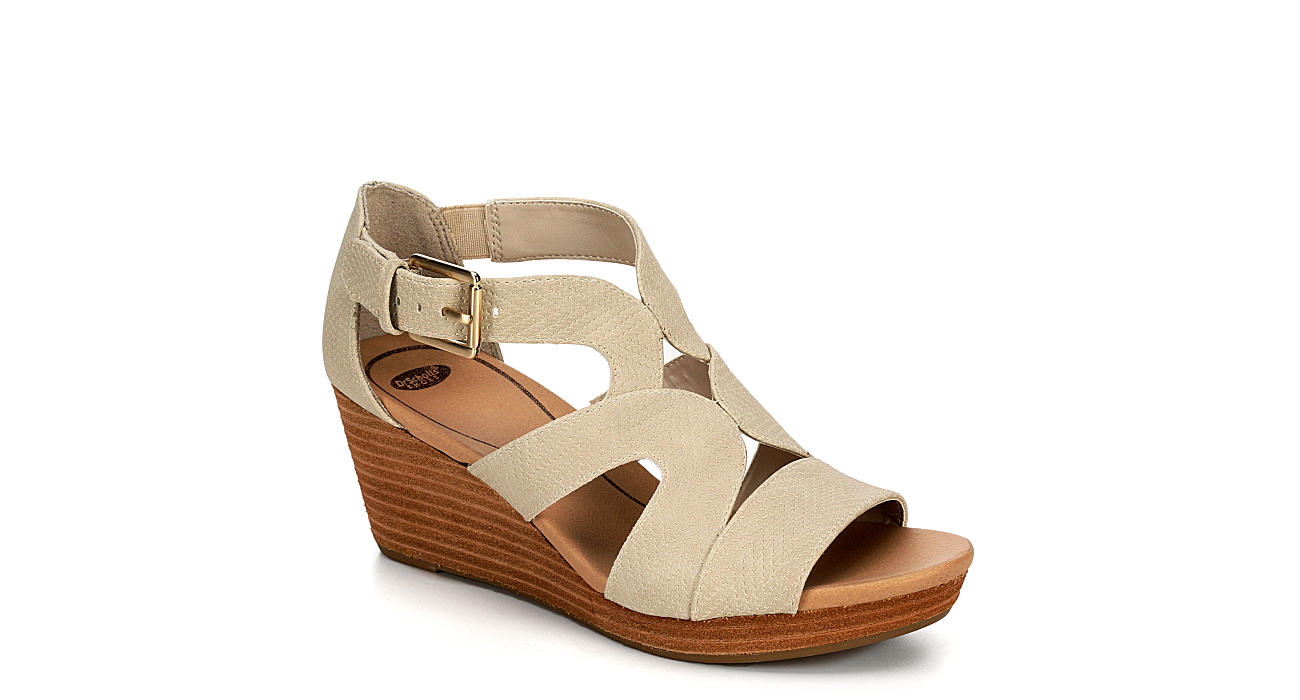 DR. SCHOLL'S Womens Bailey - OFF WHITE