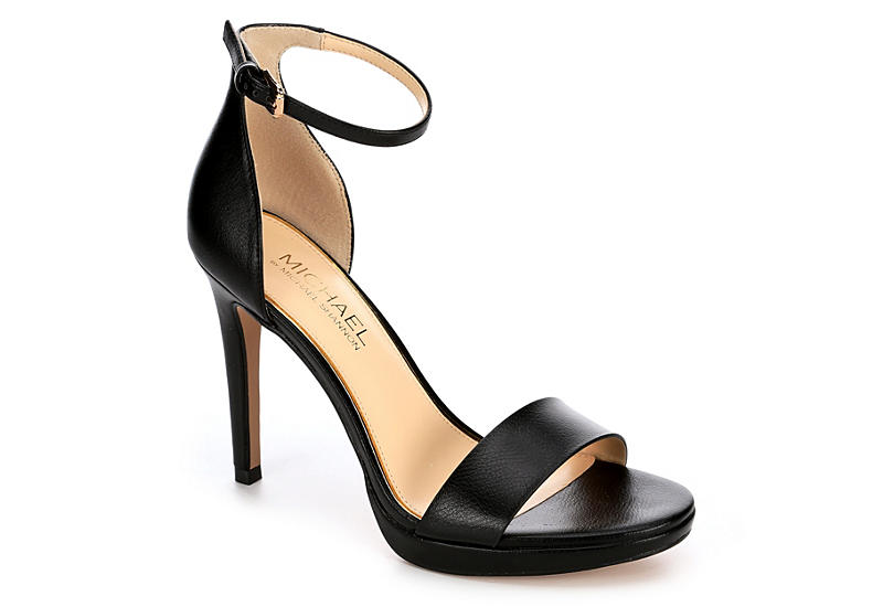 MICHAEL BY MICHAEL SHANNON Womens Angelica - BLACK