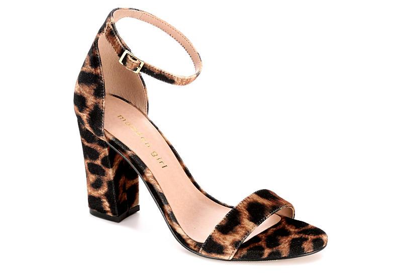 357d803c260 Leopard Madden Girl Beella Womens Dress Sandals