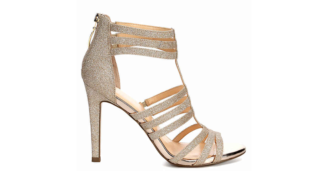 MICHAEL BY MICHAEL SHANNON Womens Nicki - CHAMPAGNE
