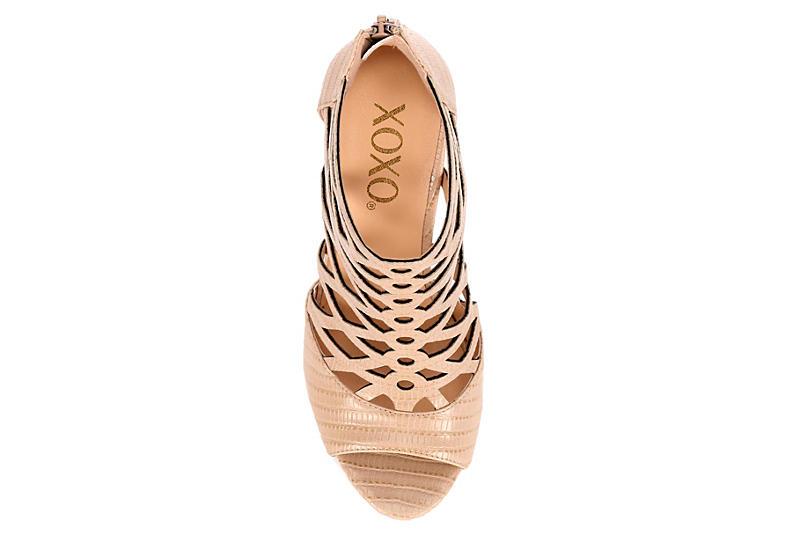 XOXO Womens Cambree - NUDE