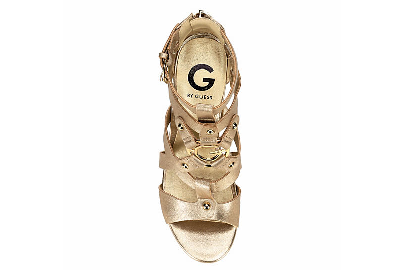 G BY GUESS Womens Dodge - CHAMPAGNE