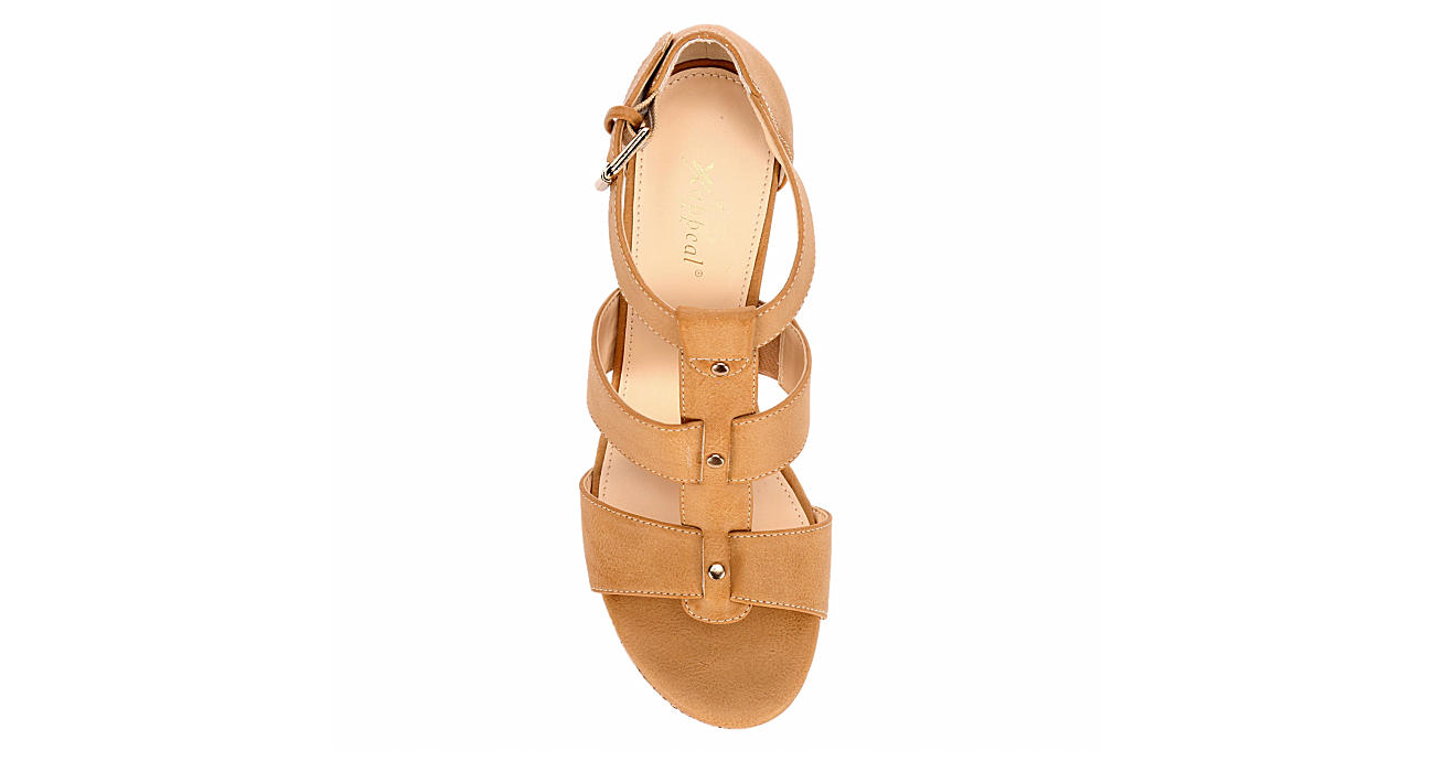 XAPPEAL Womens Marlie - TAN