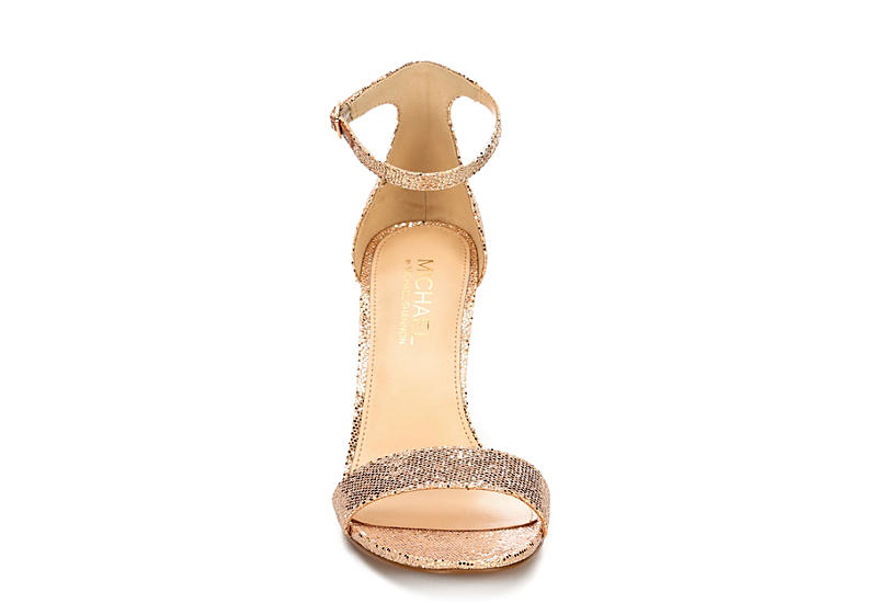 MICHAEL BY MICHAEL SHANNON Womens Sascha - ROSE GOLD