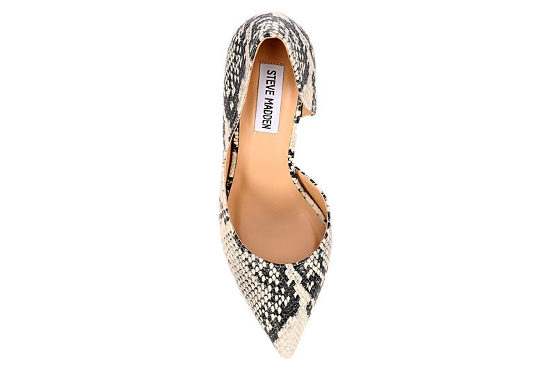 STEVE MADDEN Womens Nayy - NATURAL