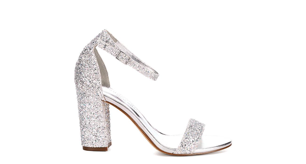 26624a18380 Silver Women s Madden Girl Beella Dress Heels