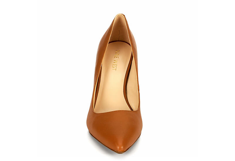NINE WEST Womens Nw7filled9x - TAN