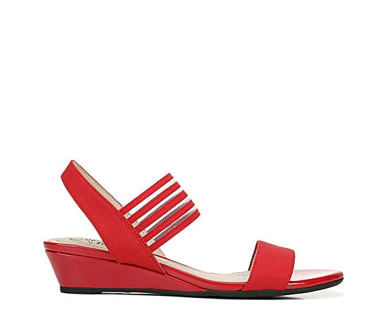 Womens Young Wedge Sandal