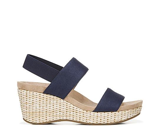 Womens Delta Wedge Sandal