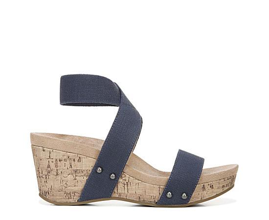 Womens Del Mar Wedge Sandal