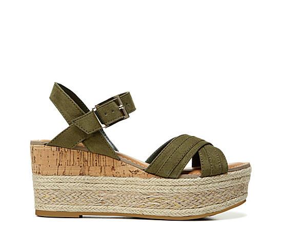 Womens Pounce Wedge Sandal