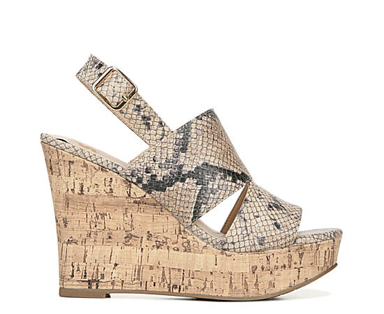 Womens Valencia Wedge Sandal
