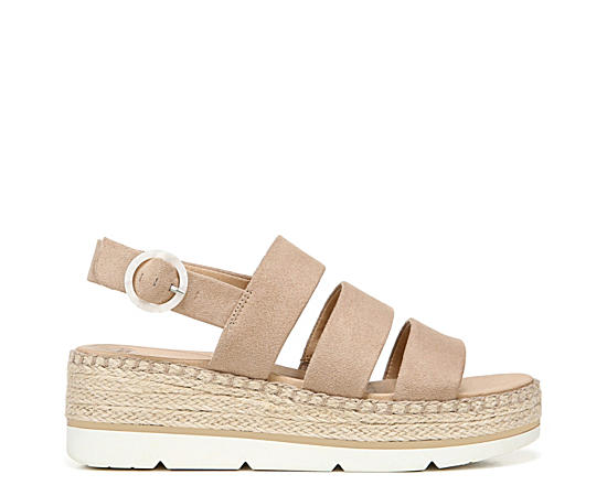 Womens One And Only Platform Sandal