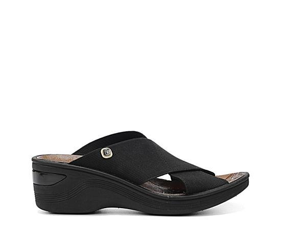 Womens Desire Wedge Sandal
