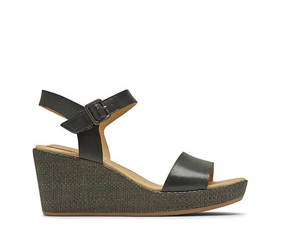 Womens Lyla Wedge Sandal