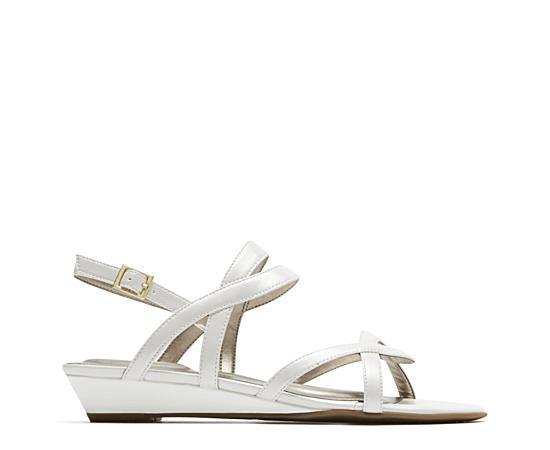 Womens Zandra Ankle Strap Wedge Sandal