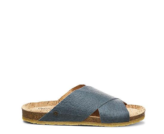 Womens Pina Footbed Sandal