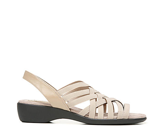 Womens Tender Casual Wedge Sandal