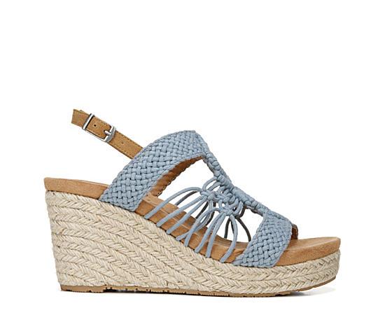Womens Palm Wedge Sandal